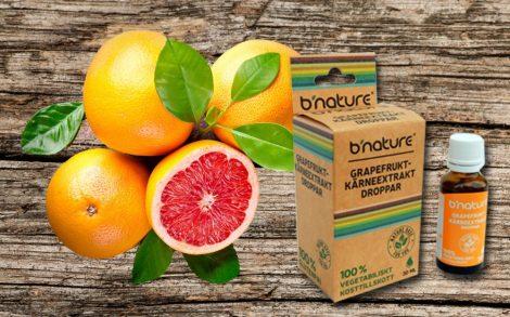 Grapefruitkernöl Tropfen